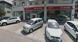 Sede Carpi concessiuonaria Auto Grifone a Modena