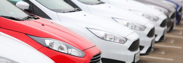 Flotta aziendale automobili a Modena, Auto Grifone